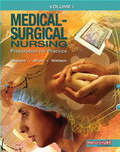 Load image into Gallery viewer, Medical-Surgical Nursing: Preparation For Practice: 1