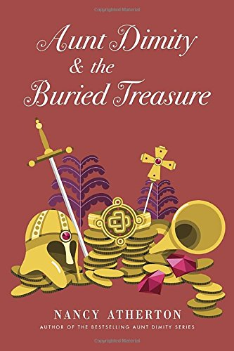 Aunt Dimity And The Buried Treasure (Aunt Dimity Mystery)