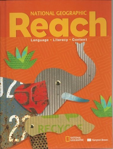 Reach B: Student Anthology, Volume 2 (National Geographic Reach)