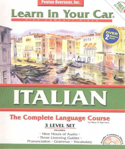 Italian Complete: The Complete Language Course : 3 Level Set : With Carrying Case (Learn In Your Car) (Italian Edition)