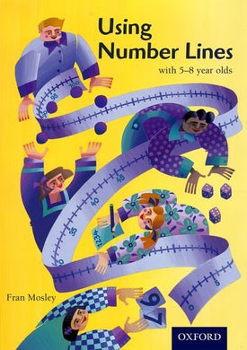 Using Number Lines With 5-8 Year Olds