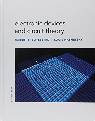 Electronic Devices And Circuit Theory (11Th Edition)