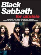 Load image into Gallery viewer, Black Sabbath For Ukulele