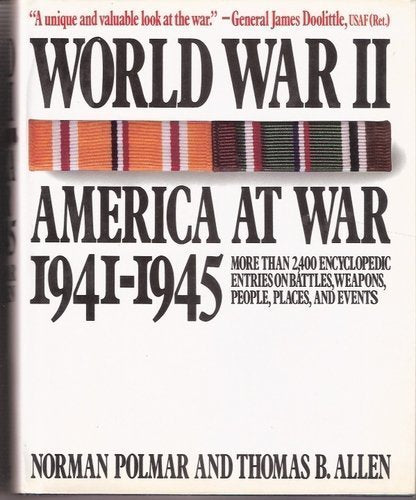 World War Ii, America At War 1941-1945