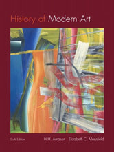 Load image into Gallery viewer, History Of Modern Art (Hard Cover) (6Th Edition)