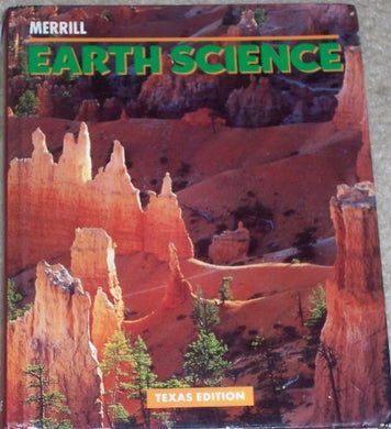 Merrill Earth Science: Texas
