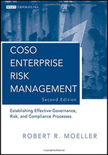 Load image into Gallery viewer, Coso Enterprise Risk Management: Establishing Effective Governance, Risk, And Compliance Processes