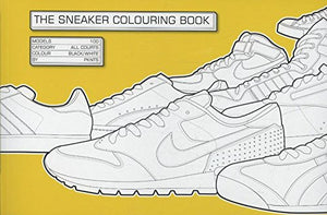 The Sneaker Coloring Book