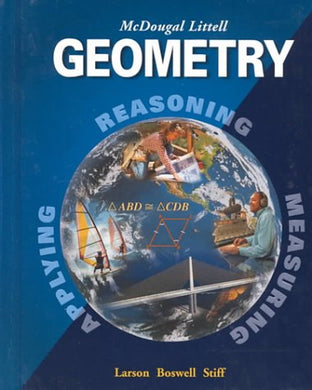Mcdougal Littell High Geometry: Student Edition  2001 2001