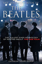 Load image into Gallery viewer, The Mammoth Book Of The Beatles