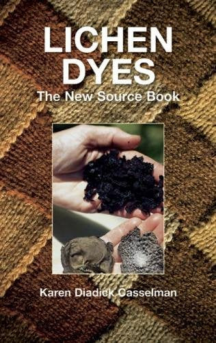 Lichen Dyes: The New Source Book