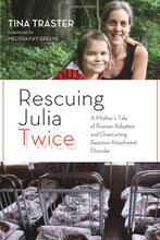 Load image into Gallery viewer, Rescuing Julia Twice: A Mother'S Tale Of Russian Adoption And Overcoming Reactive Attachment Disorder