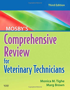 Mosby'S Comprehensive Review For Veterinary Technicians, 3E