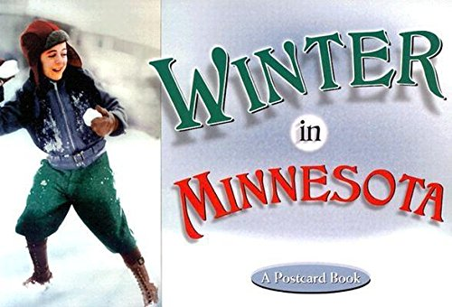 Winter In Minnesota: A Postcard Book