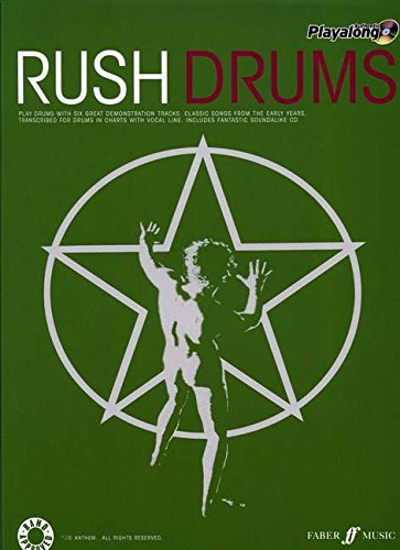 Rush: (Drums) (Authentic Playalong)