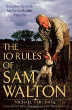 Load image into Gallery viewer, The 10 Rules Of Sam Walton: Success Secrets For Remarkable Results