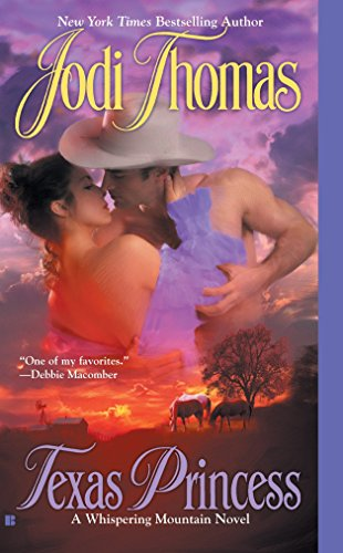 Texas Princess (A Whispering Mountain Novel)