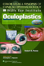 Load image into Gallery viewer, Wills Eye Institute - Oculoplastics (Color Atlas And Synopsis Of Clinical Ophthalmology)
