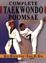 Load image into Gallery viewer, Complete Taekwondo Poomsae: The Official Taegeuk, Palgwae And Black Belt Forms Of Taekwondo