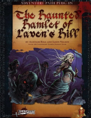 The Haunted Hamlet Of Raven'S Hill (5Ed)