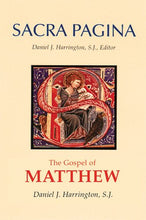 Load image into Gallery viewer, The Gospel Of Matthew (Sacra Pagina Series, Vol 1)