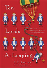 Load image into Gallery viewer, Ten Lords A-Leaping: A Father Christmas Mystery