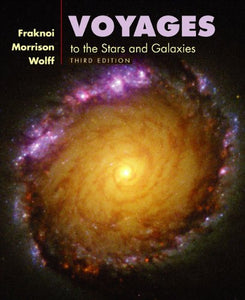 Voyages To The Stars And Galaxies (With Cd-Rom, Virtual Astronomy Labs, And Infotrac)