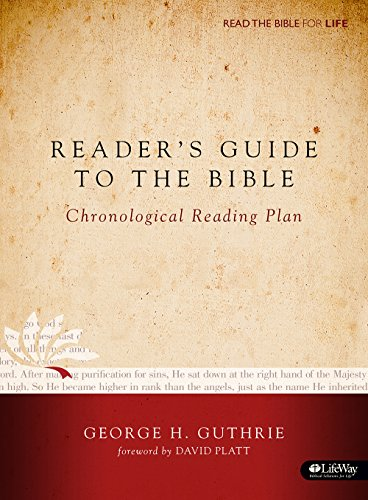Readers Guide To The Bible: A Chronological Reading Plan