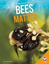 Load image into Gallery viewer, Bees Matter (Bioindicator Species)