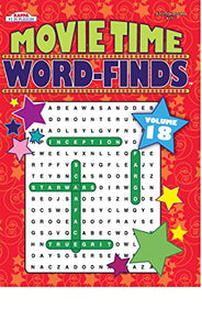 Movie Time Word-Finds - Volume 18
