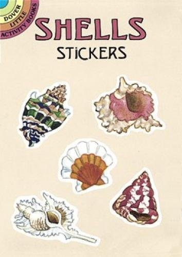 Shells Stickers (Dover Little Activity Books Stickers)