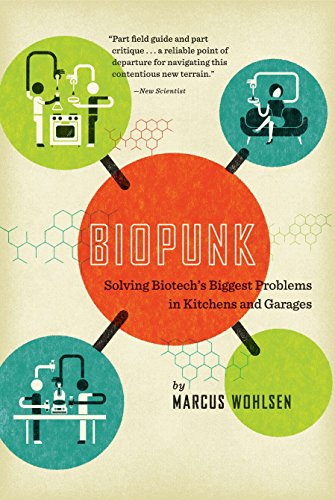 Biopunk: Solving Biotech'S Biggest Problems In Kitchens And Garages