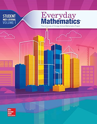 Everyday Mathematics 4, Grade 4, Student Math Journal 1