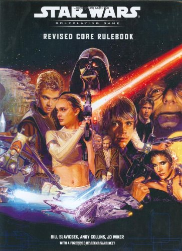 Revised Core Rulebook (Star Wars Roleplaying Game)