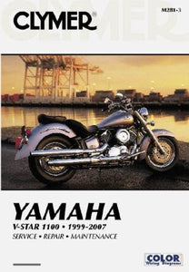 Yamaha V-Star 1100 1999-2007 *Service *Repair *Maintenance