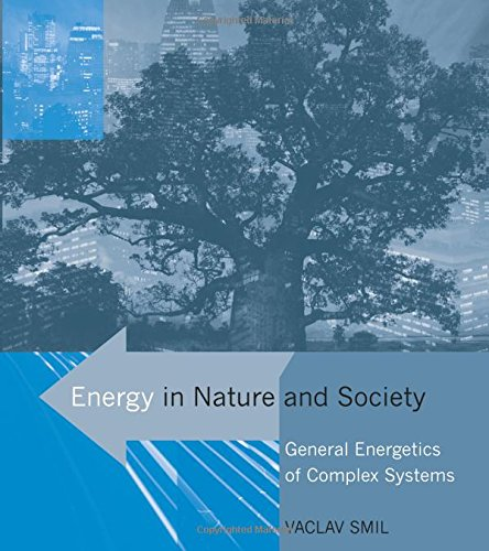 Energy In Nature And Society: General Energetics Of Complex Systems (Mit Press)