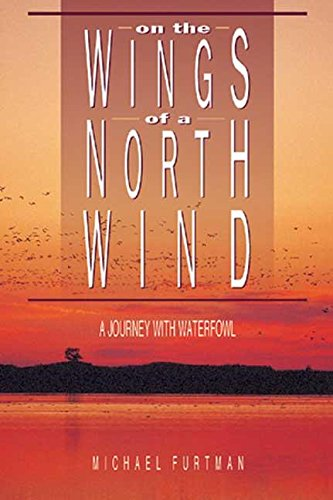 On The Wings Of A North Wind : A Journey With Waterfowl