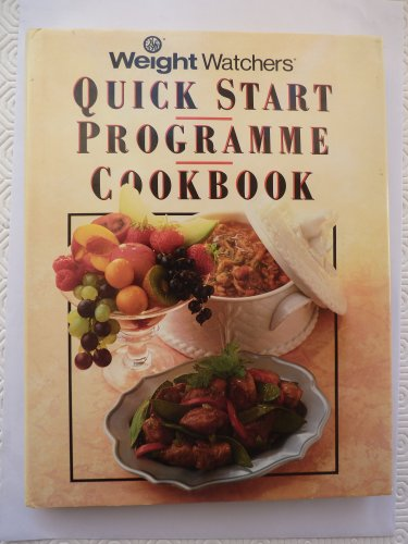 Weight Watchers' Quick Start Plus Program Cookbook