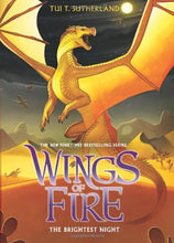 Load image into Gallery viewer, Wings Of Fire Book Five: The Brightest Night