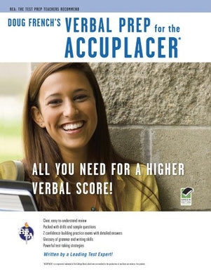 Accuplacer: Doug French'S Verbal Prep