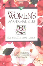Load image into Gallery viewer, Women'S Devotional Bible 2: New International Version