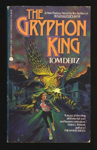The Gryphon King