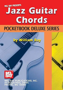 Mel Bay Jazz Guitar Chords,  Pocketbook Deluxe Series (Pocketbook Deluxe)