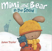 Load image into Gallery viewer, Mimi And Bear In The Snow