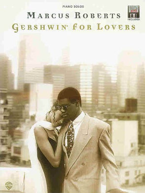 Gershwin For Lovers: Piano Solos, Book & General Midi Disk
