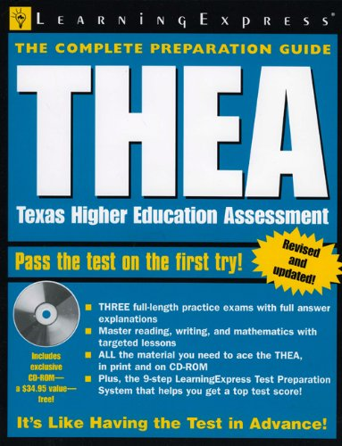 Thea:Texas Higher Education Assessment