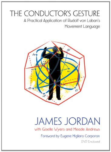 The Conductor'S Gesture: A Practical Application Of Rudolf Von Laban'S Movement Language/G8096