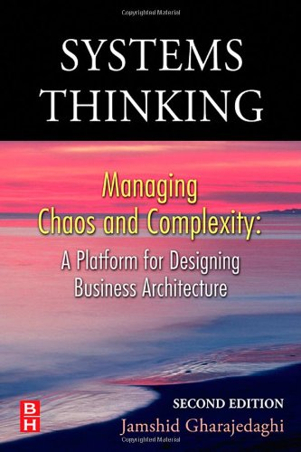 Systems Thinking, Second Edition: Managing Chaos And Complexity: A Platform For Designing Business Architecture