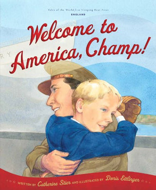 Welcome To America, Champ (Tales Of The World)