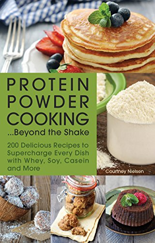 Protein Powder Cooking.Beyond The Shake: 200 Delicious Recipes To Supercharge Every Dish With Whey, Soy, Casein And More